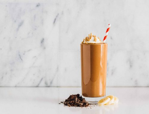 Chocolate Peanut Butter Shake Recipe