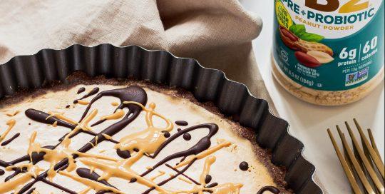 PB2 Peanut Butter Pie Recipe