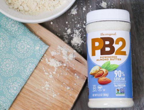 Powdered Almond Butter: Nut Butter Reimagined