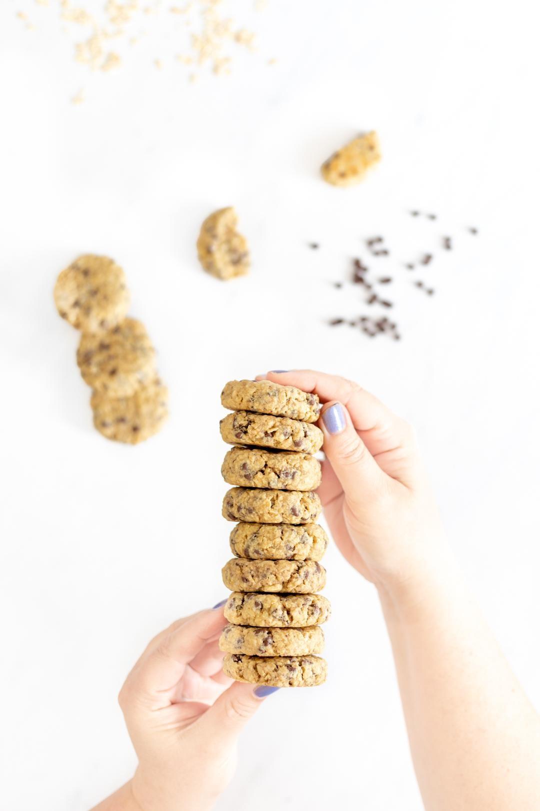 Almond Cookies 8