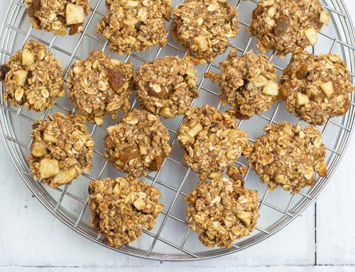 Apple Cinnamon Breakfast Cookies Recipe