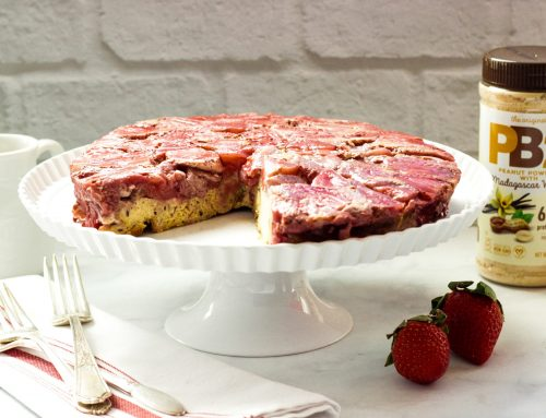 Strawberry Peanut Butter Baked French Toast Recipe