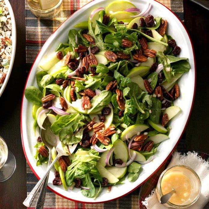 perfect winter salad