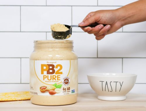 What is PB2 Pure?