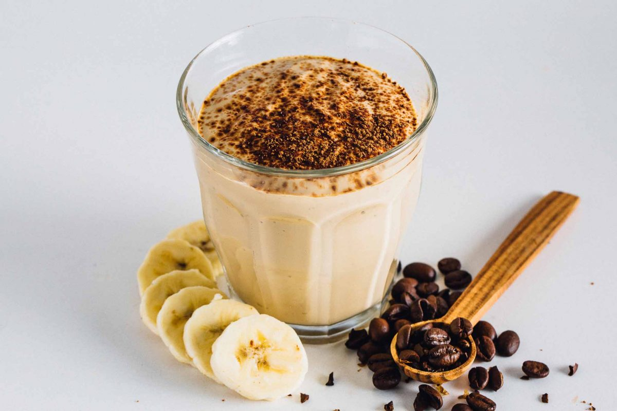 Peanut Butter Energy Smoothie: For a quick, healthy pick-me-up, make this energy-boosting smoothie any time of day.