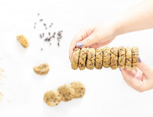 Almond Oatmeal Chocolate Chip Cookies Recipe