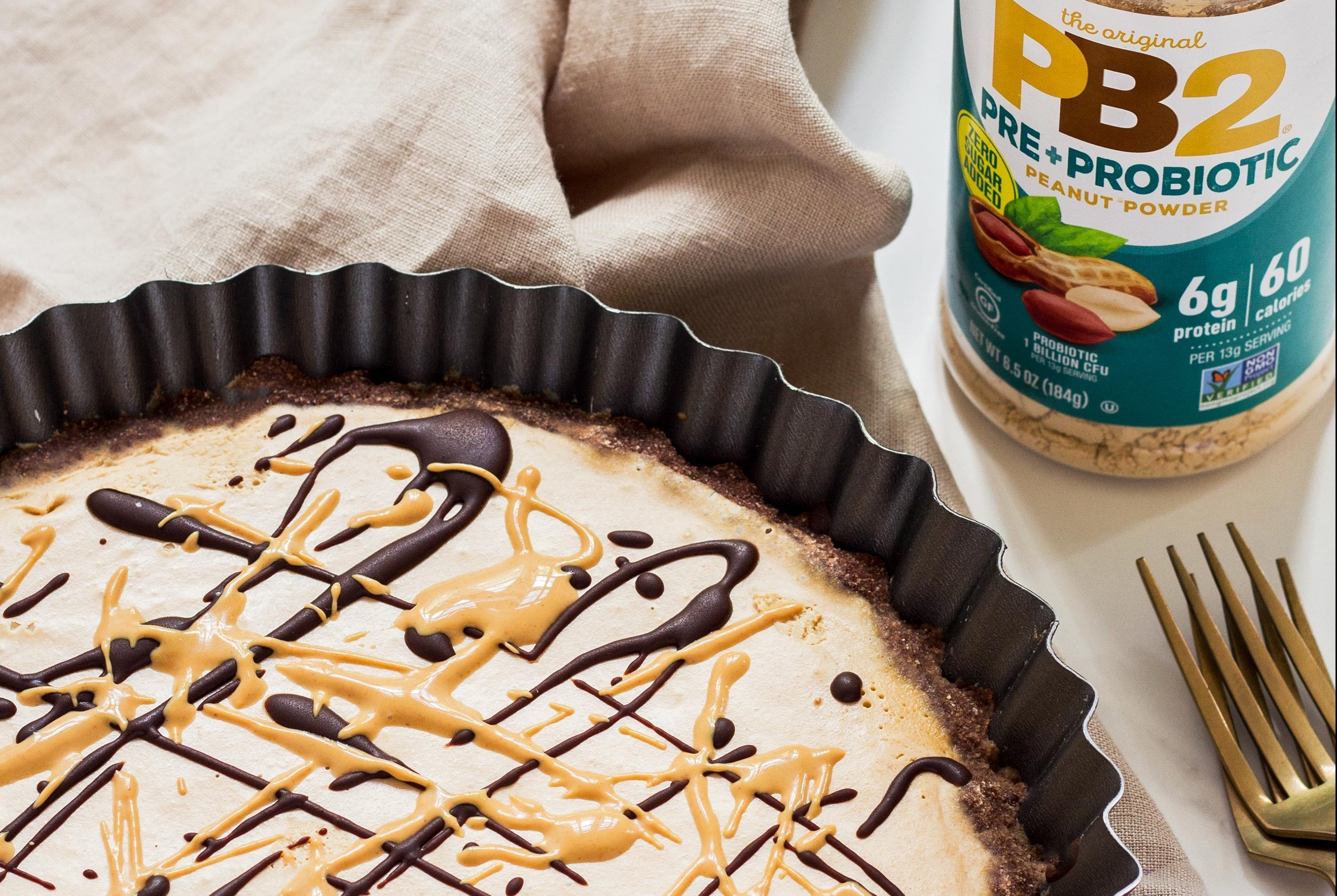 PB2 Peanut Butter Pie Recipe