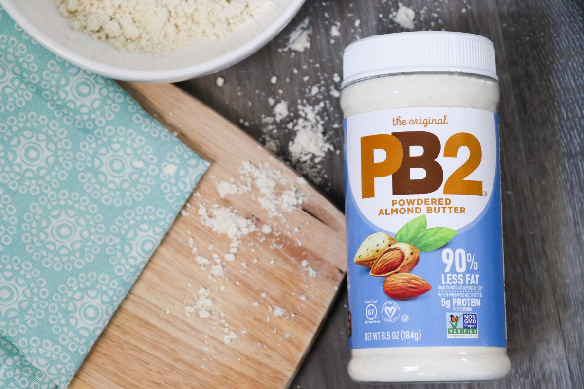 powdered almond butter