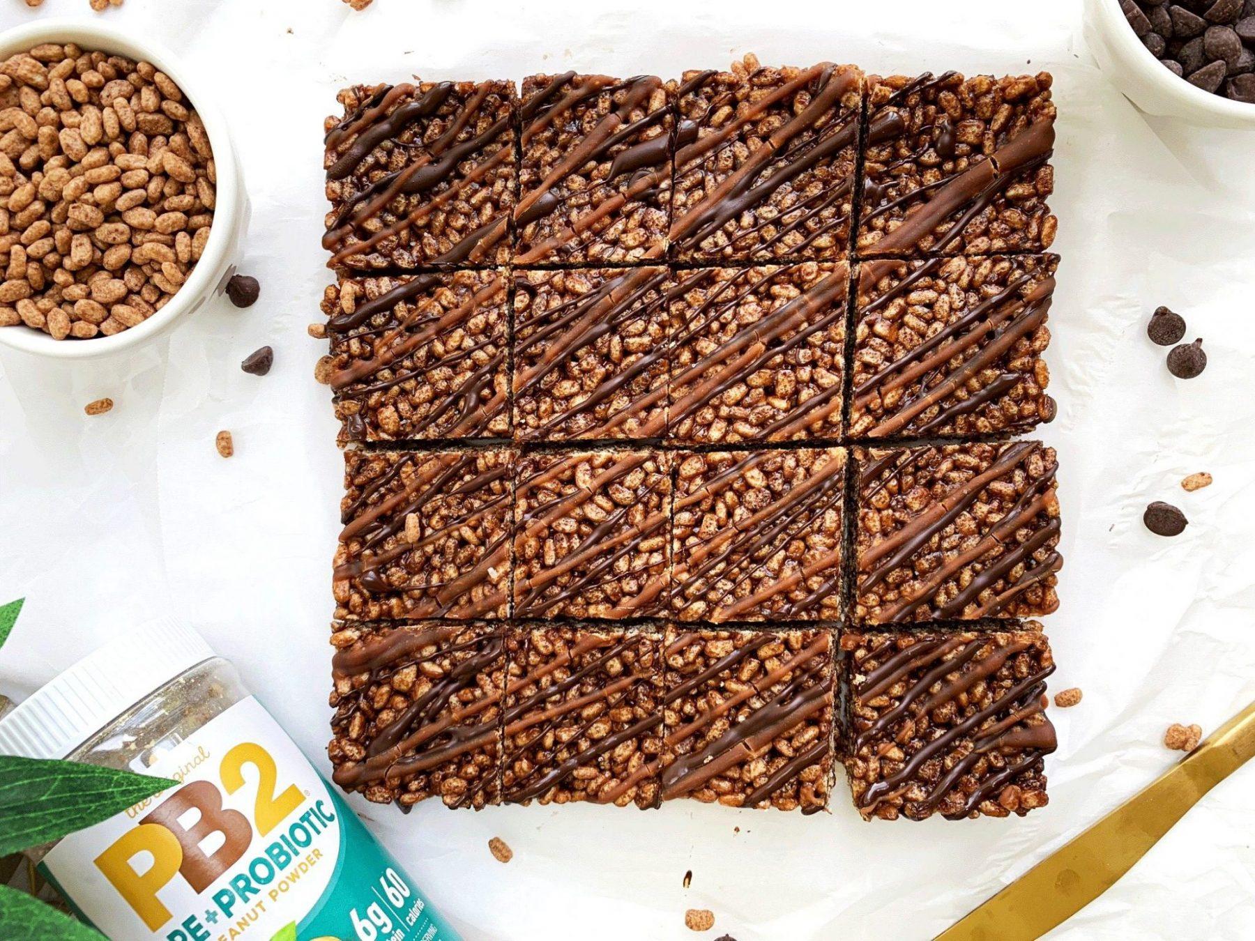 Chocolate Rice Krispie