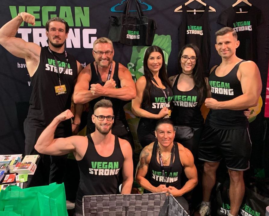 Vegan Strong Team