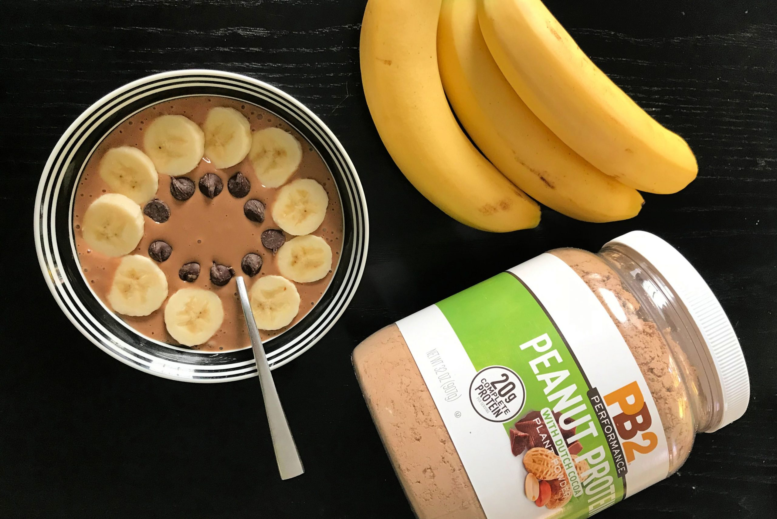 Funky Monkey Smoothie Bowl
