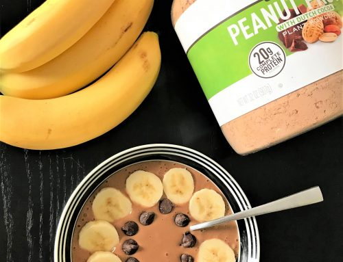 Funky Monkey Smoothie Bowl Recipe