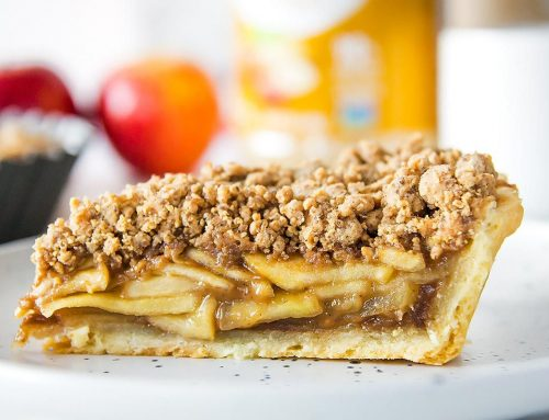 Peanut Butter Apple Pie