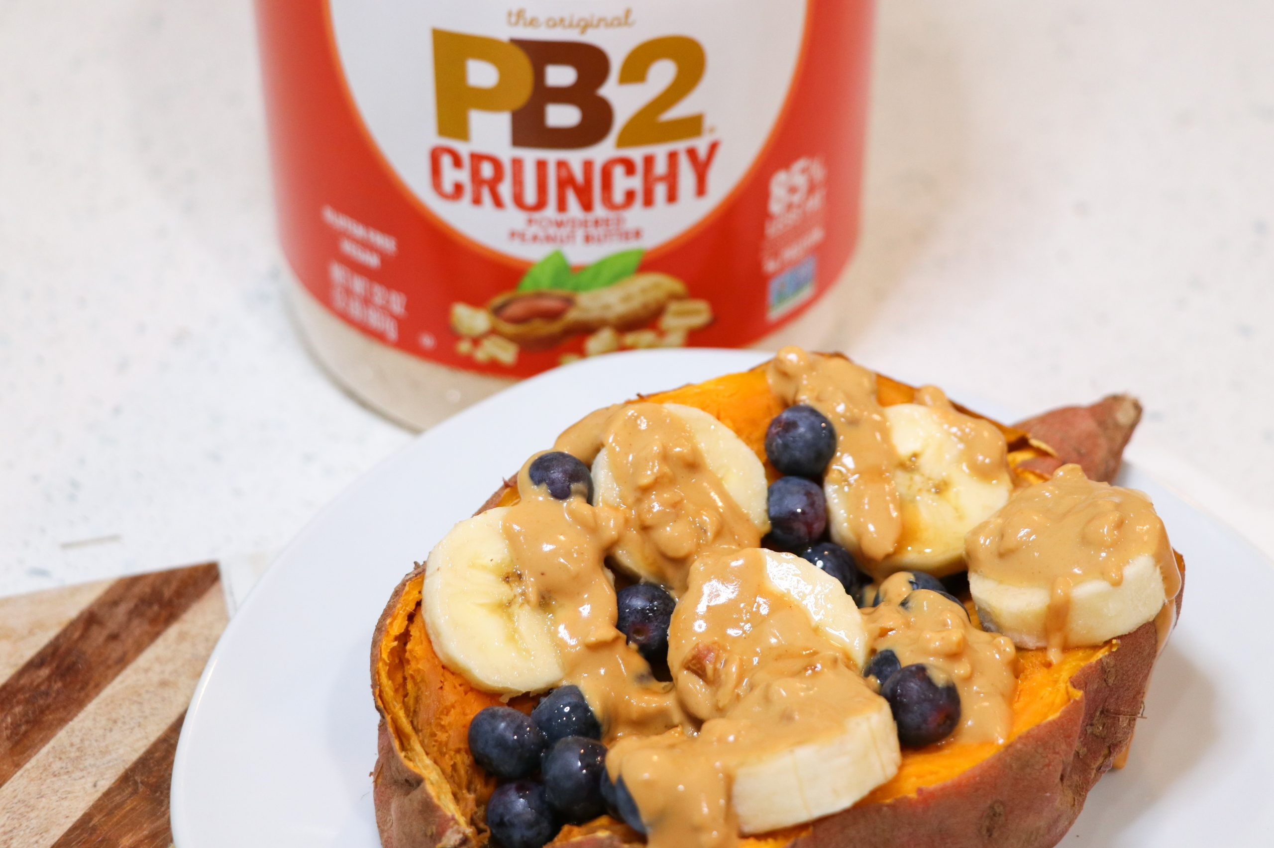 Recipes - PB2