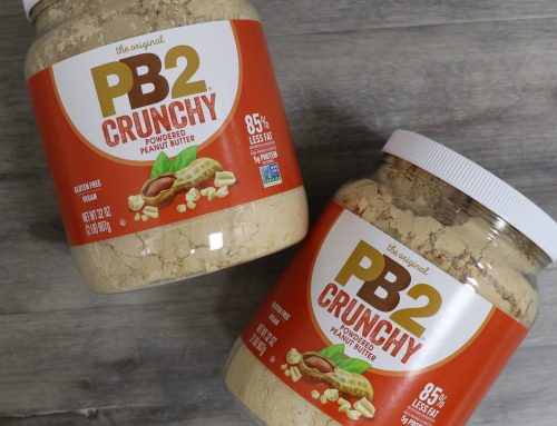 What is PB2 Crunchy?