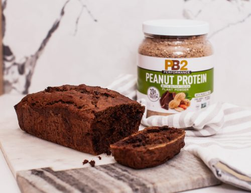 Healthy Chocolate Zucchini Bread Recipe