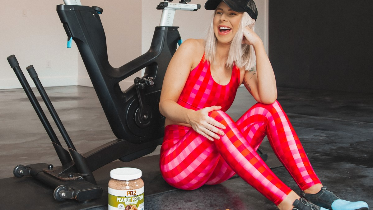 Fitness Tips with PB2
