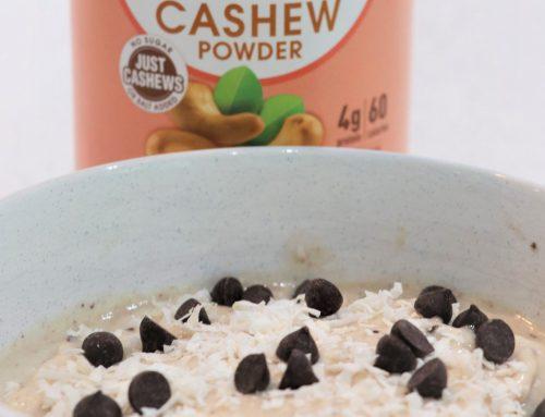 "Cashew ""Nice""-cream Recipe"