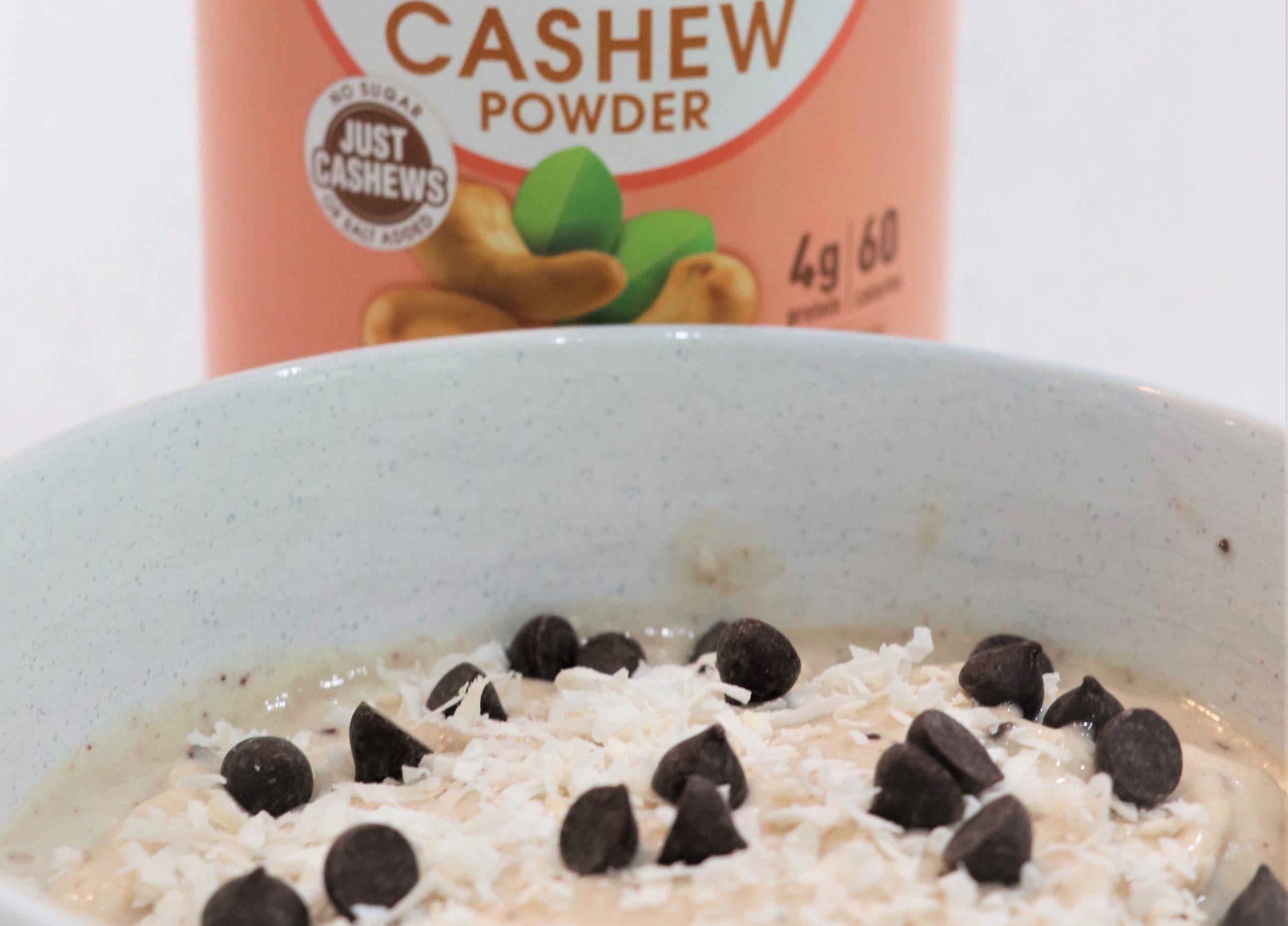 Cashew Nicecream
