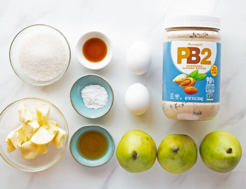 10 Ways to Eat Powdered Almond Butter